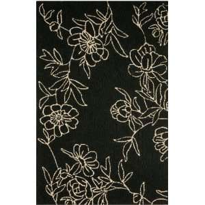 Indoor/Outdoor Hand Tufted Area Rug Sketched 3 6 x 5 6