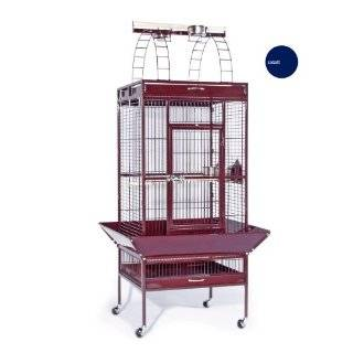 Prevue Pet Products Wrought Iron Select Bird Cage 3152BLUE Cobalt Blue