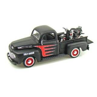 1948 Ford F 1 Pickup Truck Harley Davidson With 1948 FL