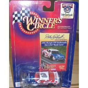 NASCAR WINNERS CIRCLE DALE EARNHARDT Toys & Games
