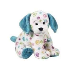 Webkinz Virtual Pet Plush   PEACE PUPPY Toys & Games