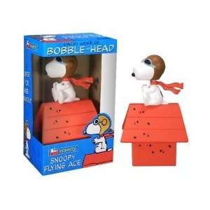 Wacky Wobblers Peanuts Snoopy Flying Ace Bobble Head by Funko  Toys