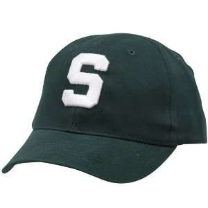 Nike Michigan State Spartans Preschool Green Swoosh Flex Fit Hat
