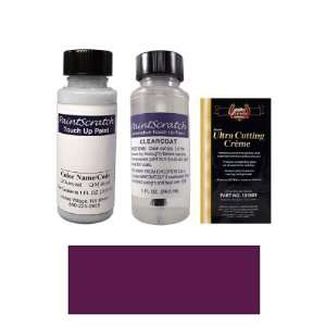 Oz. Purple Graphite Metallic Paint Bottle Kit for 1999 Suzuki Vitara