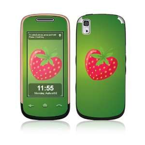 Cover Decal Sticker for Samsung Instinct S30 (Sprint) Cell Phone Cell