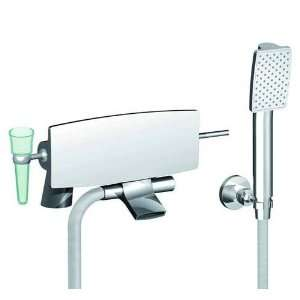Fima by Nameeks S3654CR De Soto Wall Mounted Tub Faucet in
