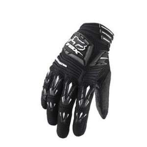 Fox Racing Pawtector Gloves   Small/Black Automotive