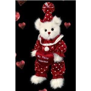 My Funny Valentine Teddy Bear  Toys & Games
