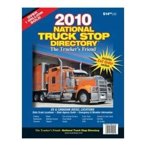 2010 Truckers Friend National Truck Stop Directory