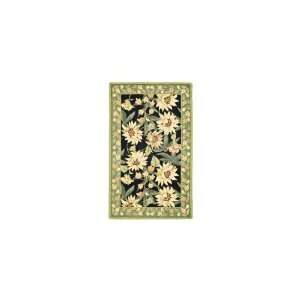 Safavieh Rugs Chelsea Collection HK247A 9 Black 89 x 11
