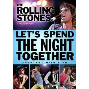 Lets Spend the Night Together Rolling Stones Movies & TV