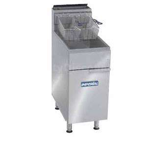 IMPERIAL RANGE IFS 75 E COMMERCIAL 75LB ELECTRIC DEEP FAT FRYER