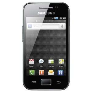 Samsung S5830L Galaxy Ace   Unlocked Phone   Black Cell