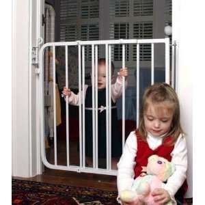 Auto Lock Self Locking Baby Safety Gate by Cardinal Baby