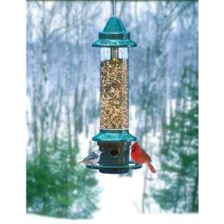 BROME SQUIRREL BUSTER PLUS SQUIRREL PROOF BIRD FEEDER