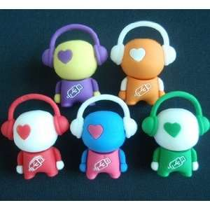 16gb Js boy Music Master Character Cartoon USB Flash