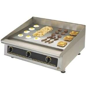 60 Wide Star Ultra Max   Electric Griddle   Snap Action